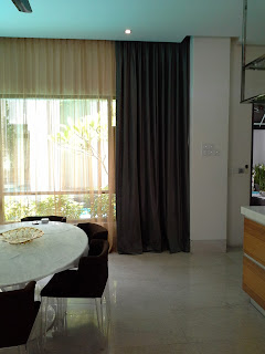 Night and day Curtain with elegant design