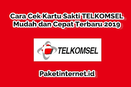 √ Update Cara Cek Kartu Sakti TELKOMSEL September 2020 (simPATI, AS, Loop)