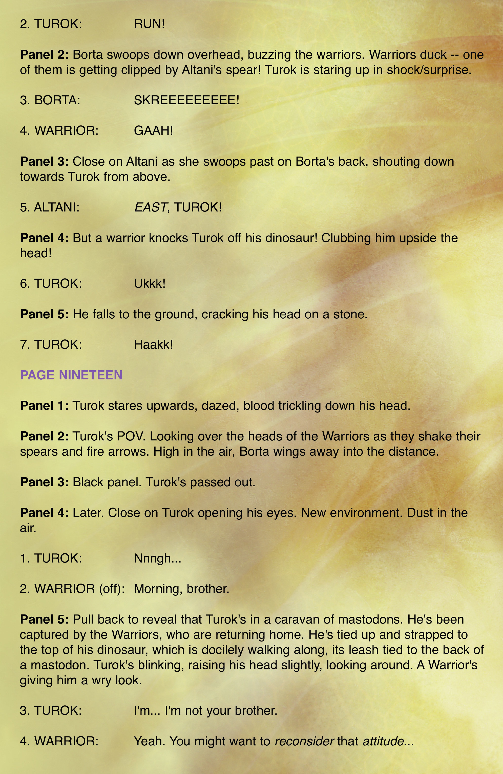 Read online Turok: Dinosaur Hunter (2014) comic -  Issue # _TPB 2 - 102