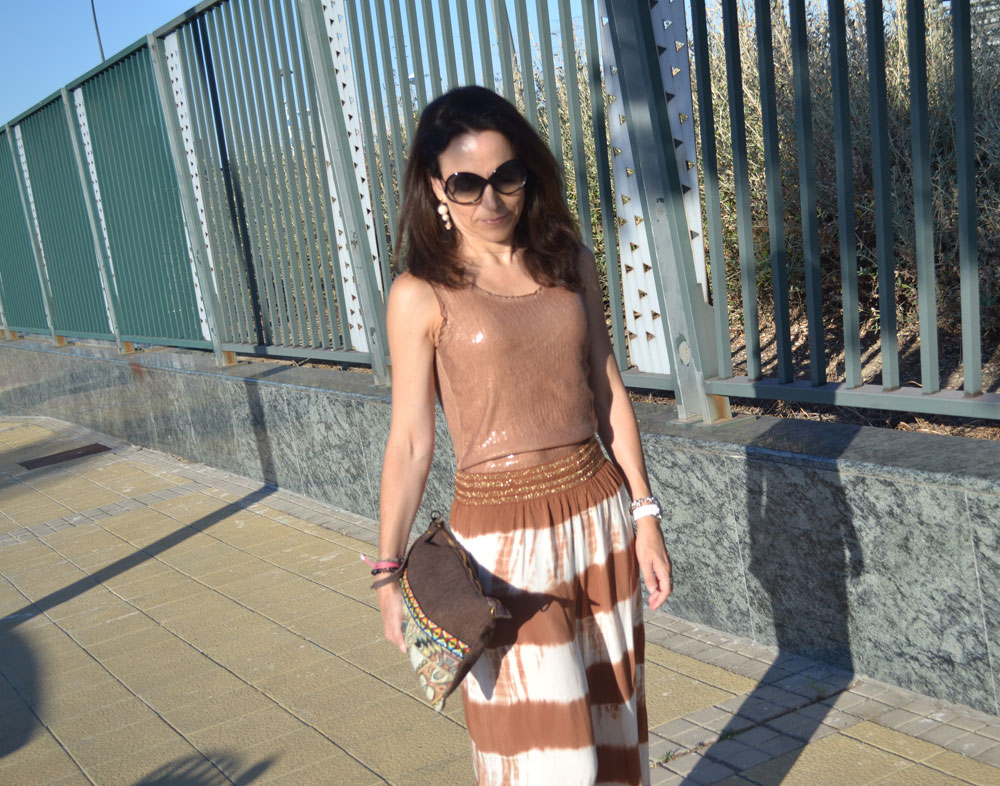 #50 Mais Total Look