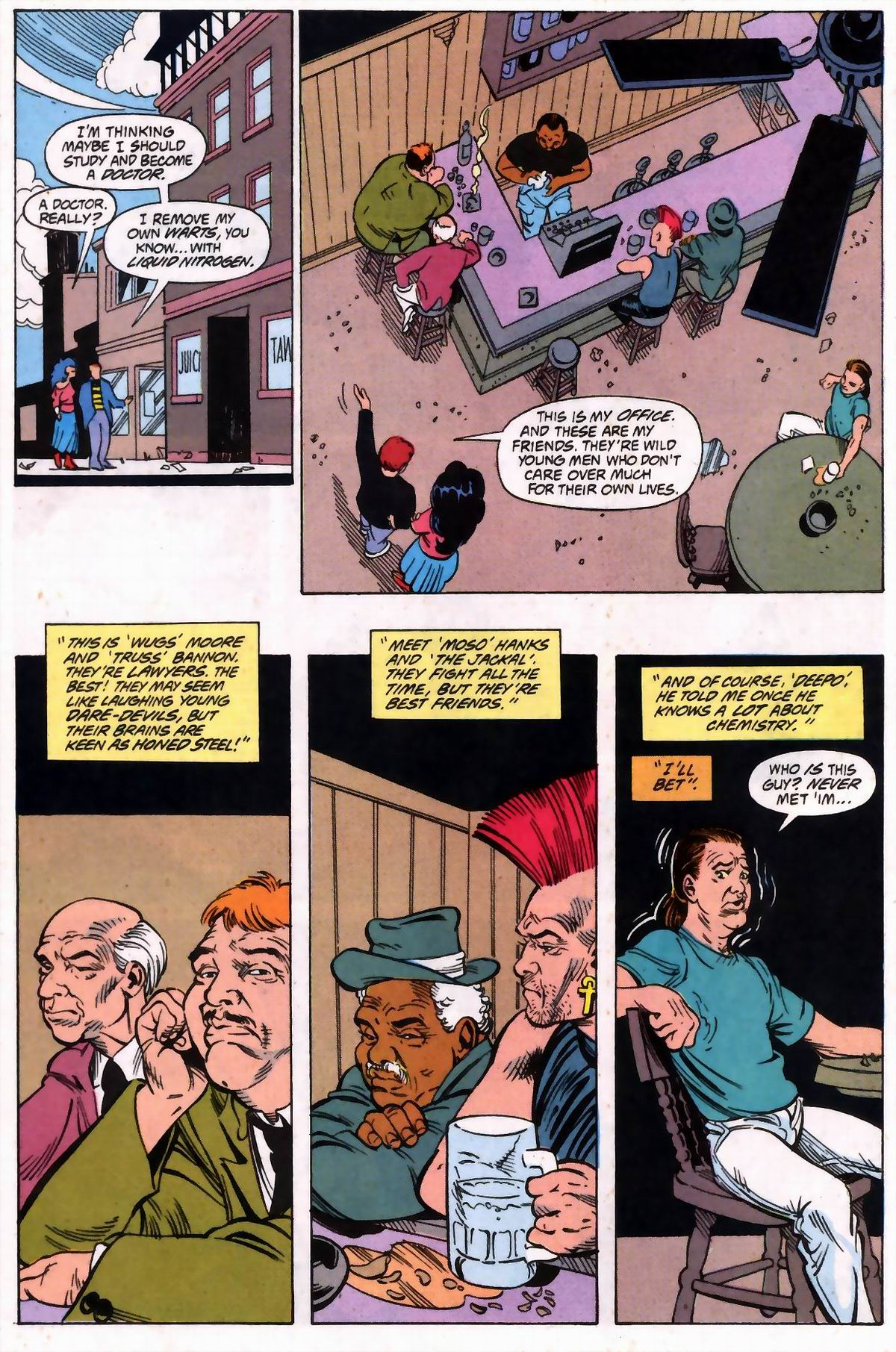 Read online Wonder Woman (1987) comic -  Issue #74 - 10