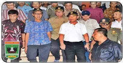 Irwan Prayitno (Gubernur Sumatera Barat) : Kebutuhan Pokok Stabil, Baik Pasokan, harga