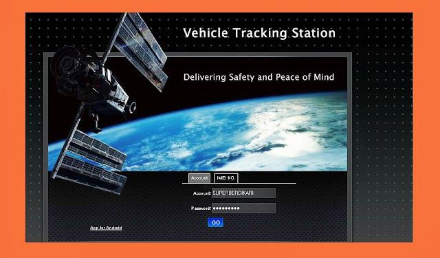 gps tracker jakarta online sistem