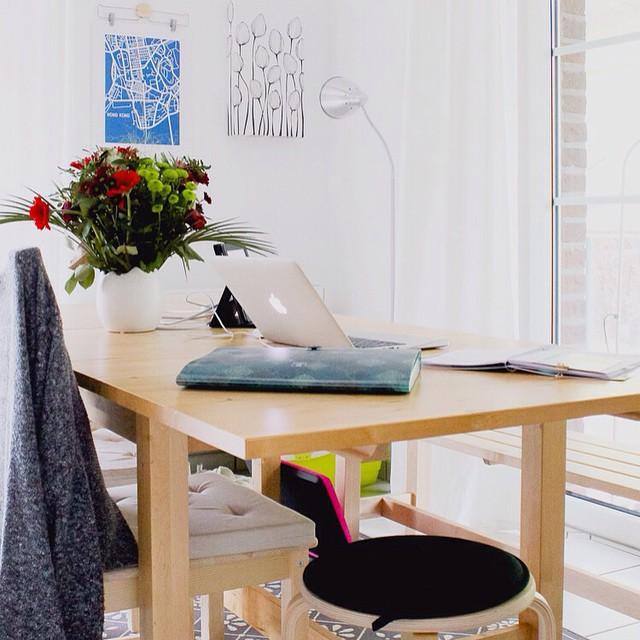Arbeitsplatz / Büro Janna Werner