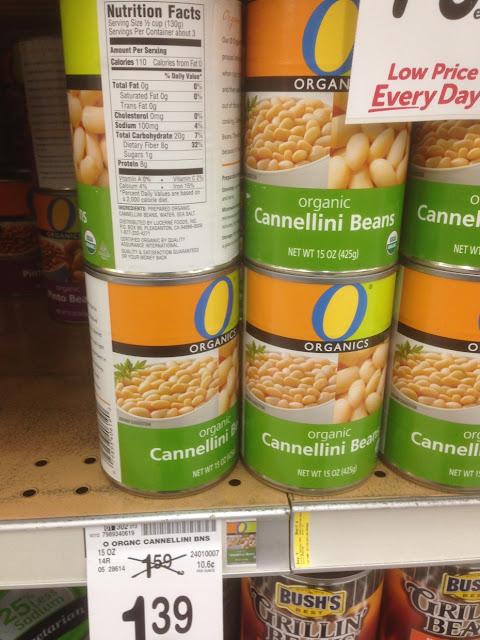 Cannellini Beans, Organics - Safeway