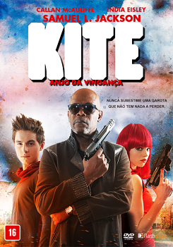 Kite – Anjo da Vingança Torrent (2014) WEB-DL 1080p Dublado Download