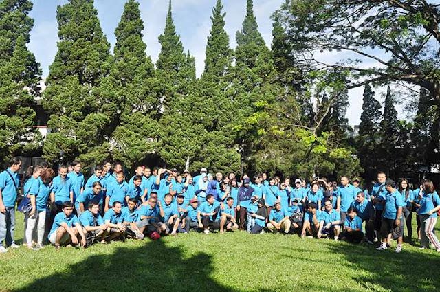 Paket Gathering di Bandung Lembang