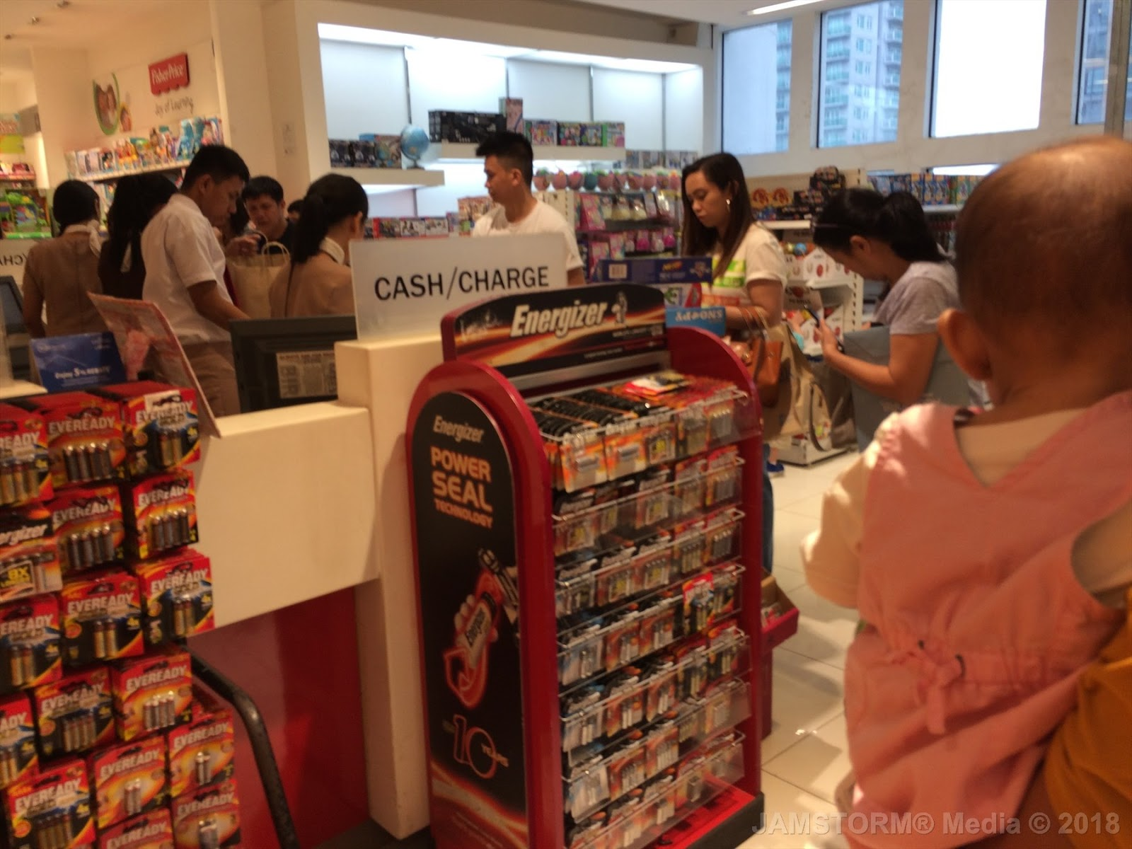 Just Blogging : Self-Checkout | Is the Philippines Ready?
