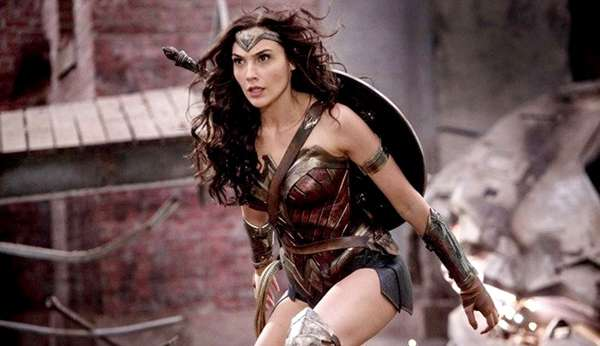 Gal Gadot - Wonder Woman 2017