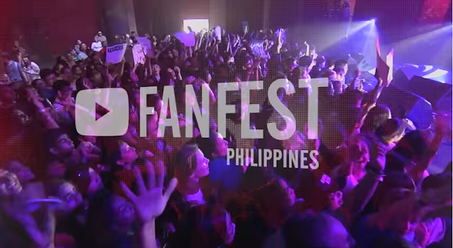 YouTube FanFest Philippines to debut on June 26