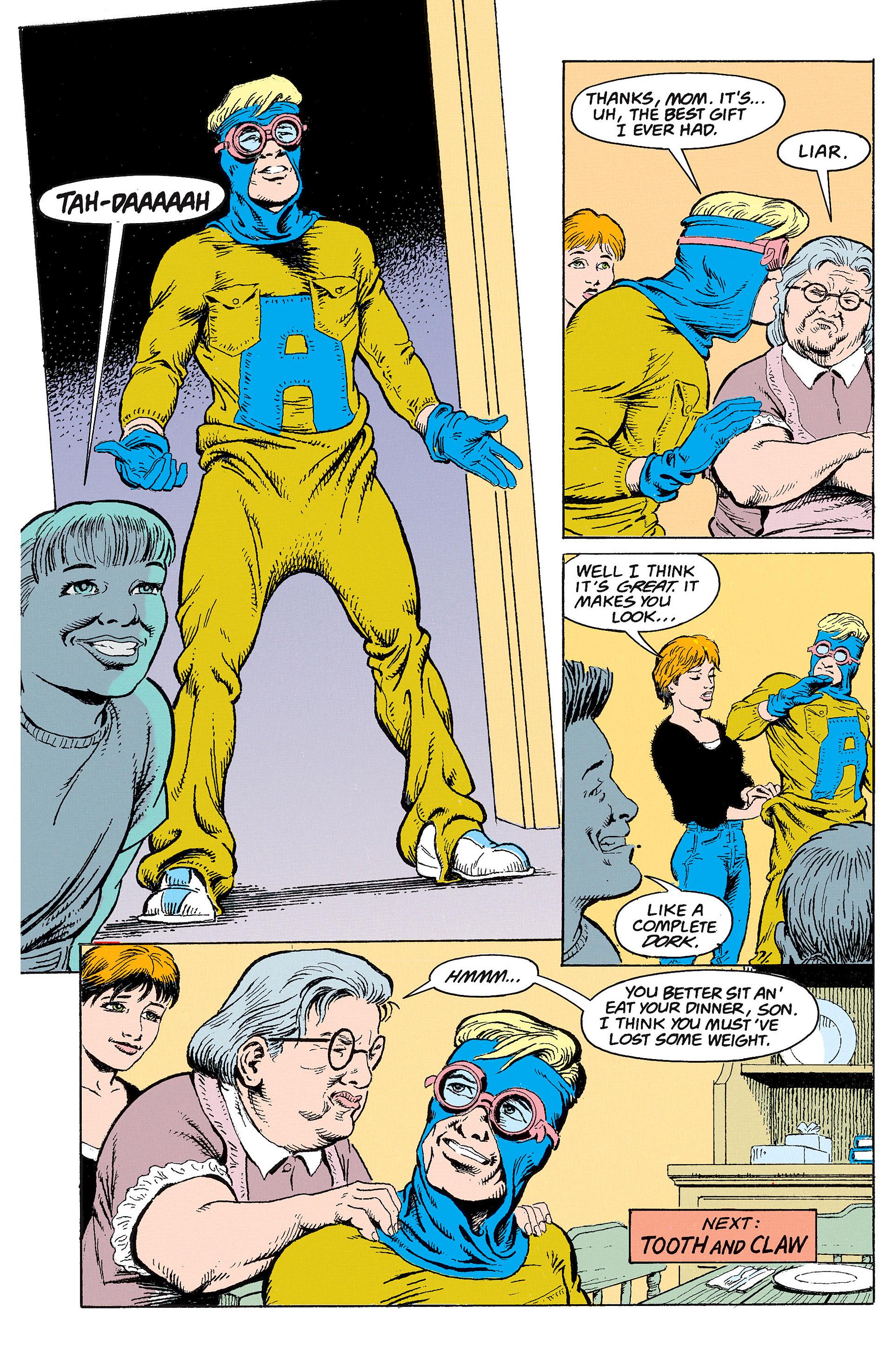 Read online Animal Man (1988) comic -  Issue #60 - 25
