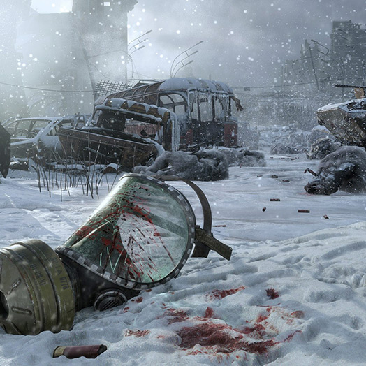 Metro Exodus Wallpaper Engine