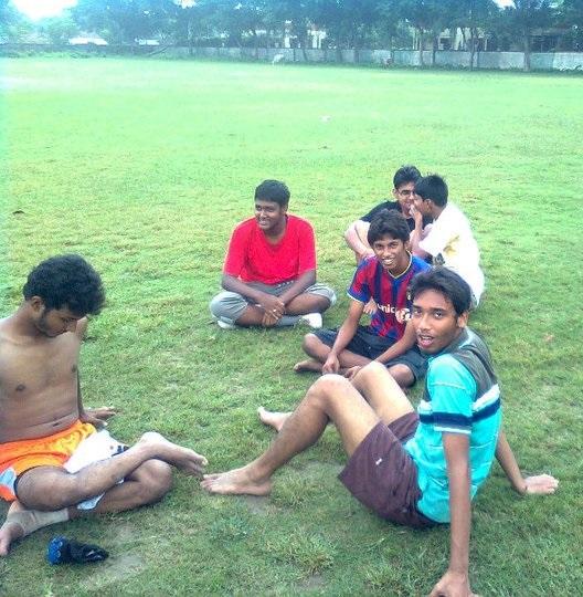 Sourajit Saha At KUEHS 7