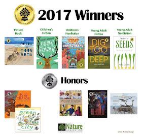 2017 Green Earth Book Award Winners