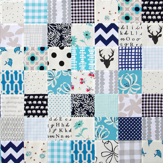 Oh Deer! Two Baby Quilts | Red Pepper Quilts 2015