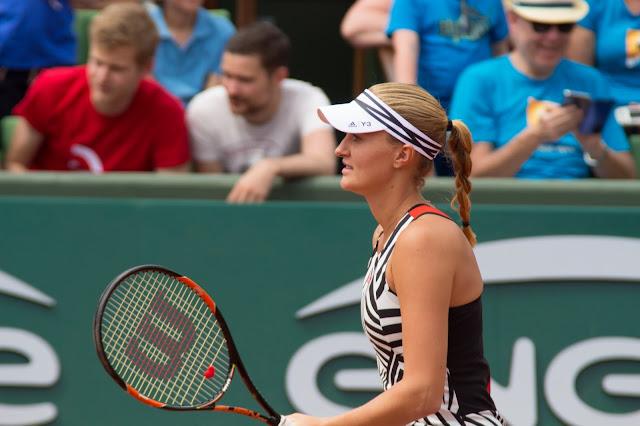 Kristina MLADENOVIC tennis