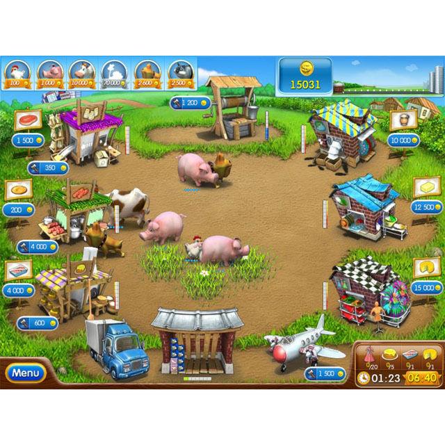 Free Download Farm Frenzy 3: Madagascar Application or Games