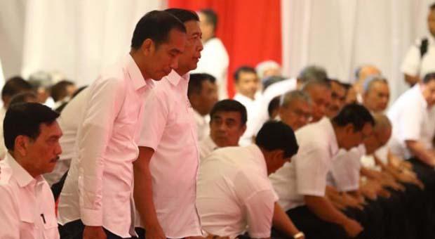 Muchdi PR Rugi Sendiri Menyusup Di Kubu Jokowi