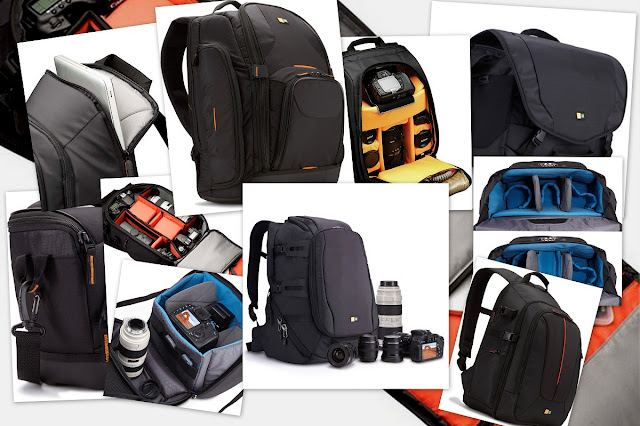 Case Logic Camera Bags collection