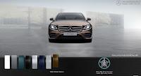 Mercedes E400 2015 màu Nâu Citrine 796