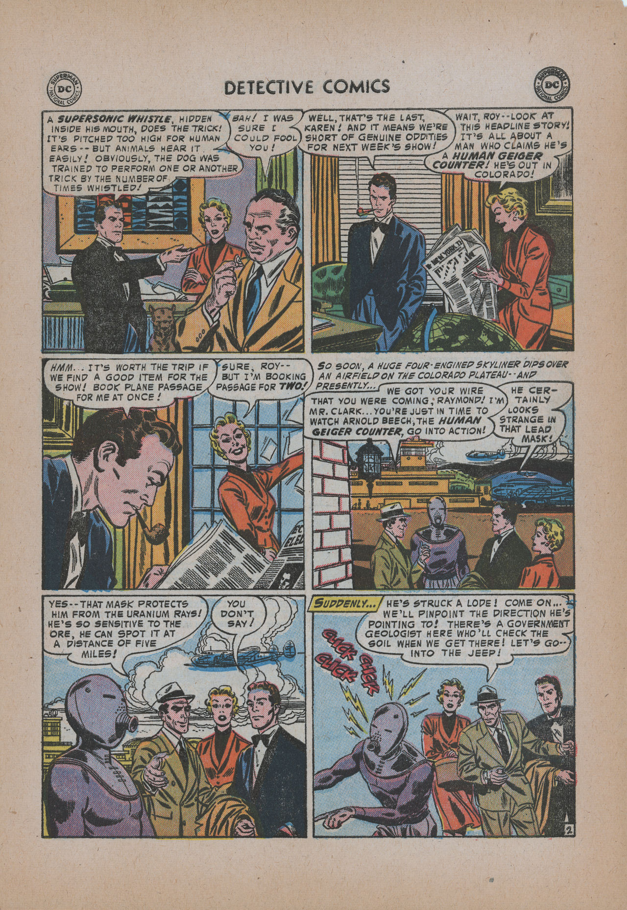 Read online Detective Comics (1937) comic -  Issue #221 - 29