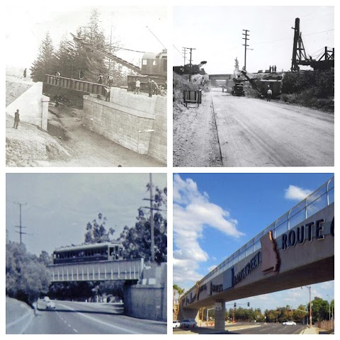 The History of the Cucamonga Foothill Bridge