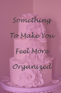 Something To Make You Feel More Organized. How to manage emails for your cake business. www.acaketorememberva.blogspot.com