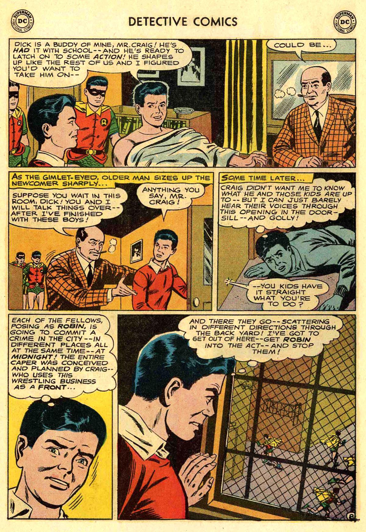 Detective Comics (1937) 342 Page 10