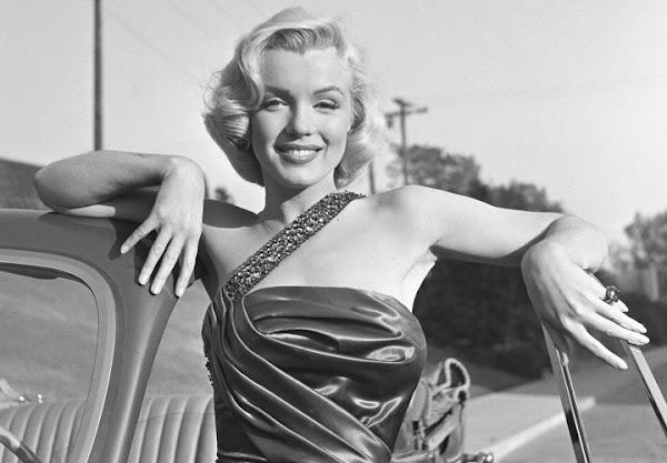 Iconic Marilyn Monroe