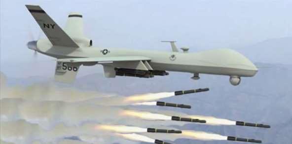 Gambar Pesawat drone predator Reaper MQ-9 Paling mematikan milik Amerika Serikat