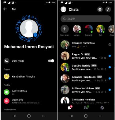 Facebook Mode Gelap Resmi Diluncurkan, Pengguna Bisa Aktifkan Tanpa Kirim Emoji!
