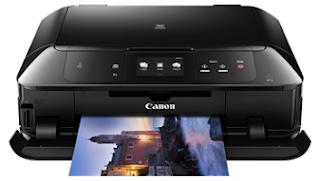 Canon PIXMA MG7760 Driver Free Download