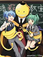 Lớp Học Sát Thủ Phần 2 - Ansatsu Kyoushitsu Season 2