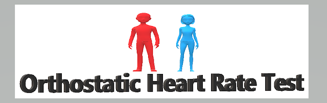 Orthostatic Heart Rate Test to Measure Health State