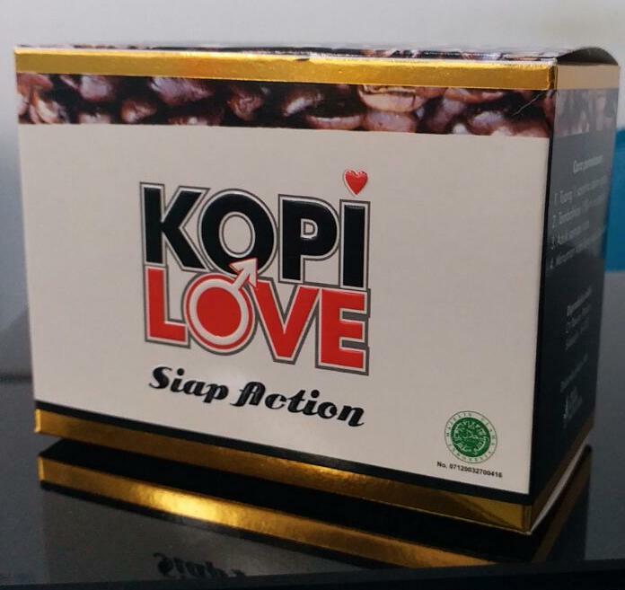 jual kopi love pria sejati di surabaya sidoarjo toko herbal di