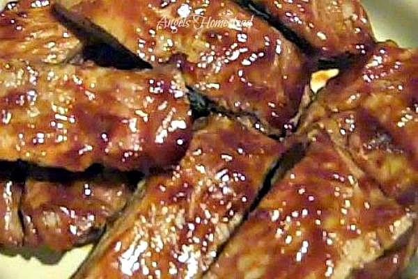 Home Sweet Homestead: Easy BBQ Boneless Pork Ribs