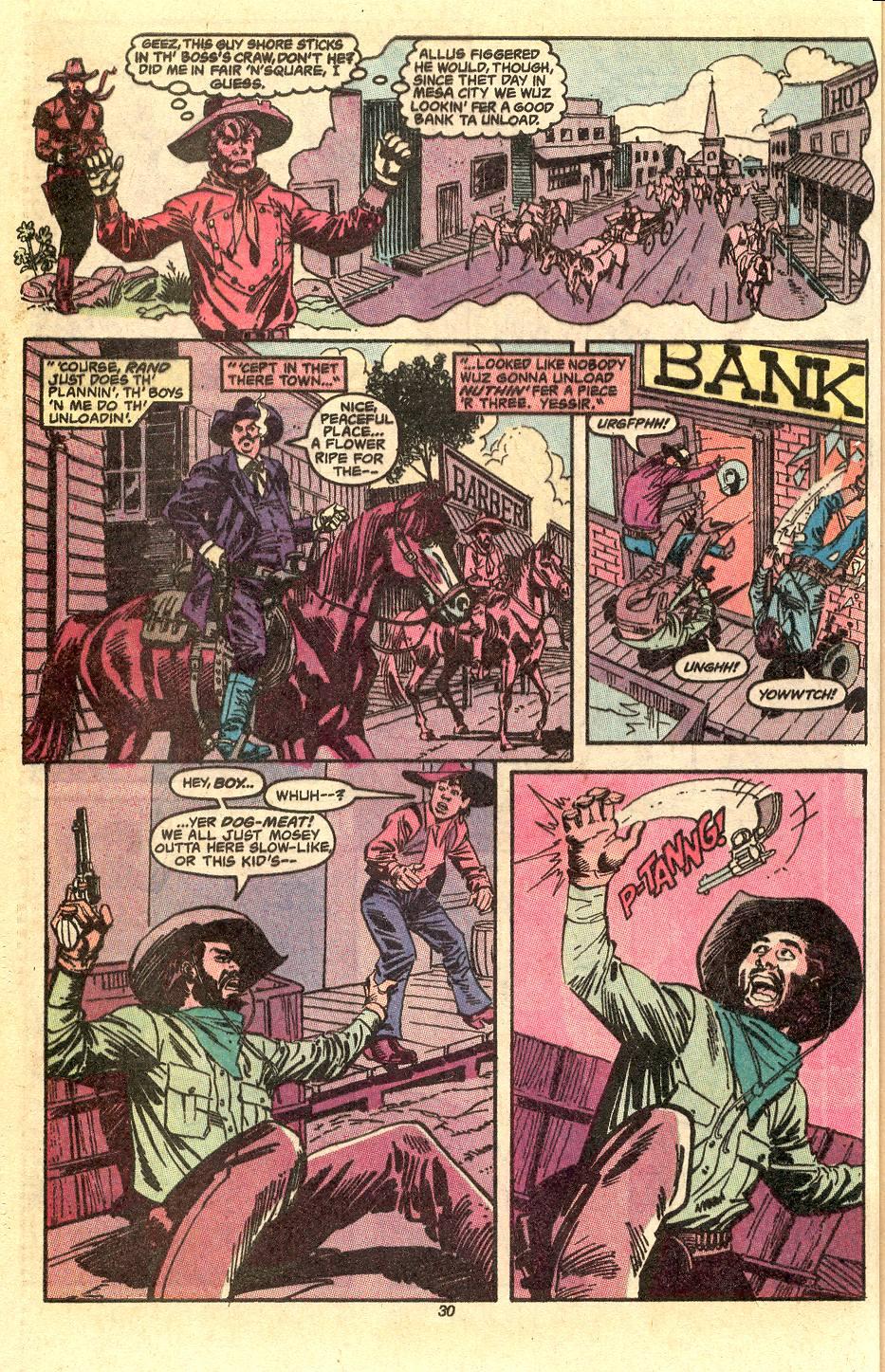 Read online Secret Origins (1986) comic -  Issue #50 - 32