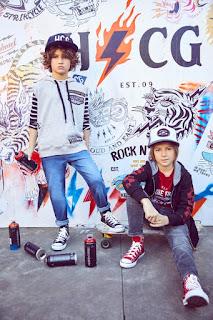 Moda para los mas chicos : HERENCIA BOYS Verano 2019