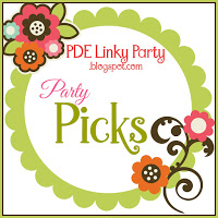 Party Pick @ PDE Linky Party
