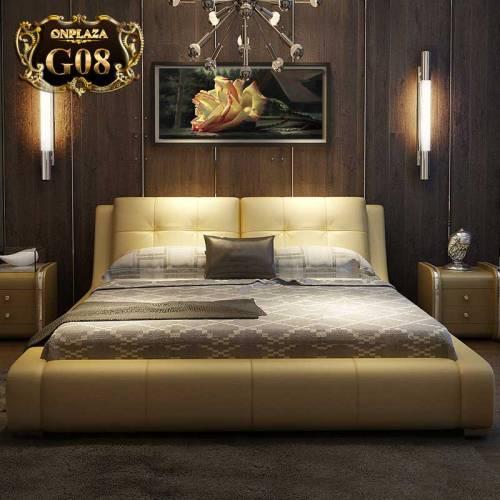 Giường ngủ cho không gian phòng ngủ