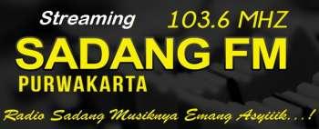 Streaming Radio Sadang FM 103.6 MHz Purwakarta