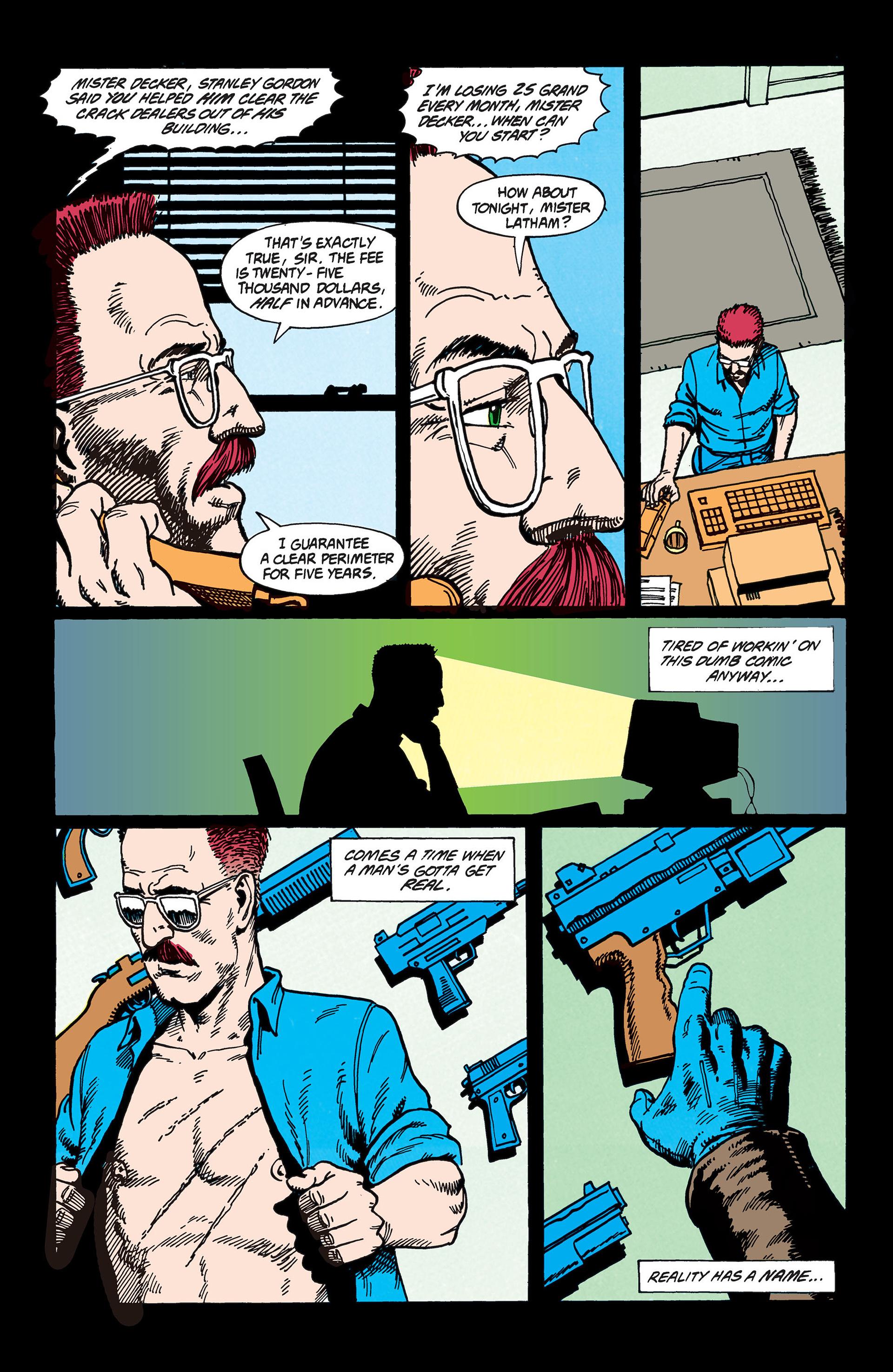 Read online Animal Man (1988) comic -  Issue #45 - 22