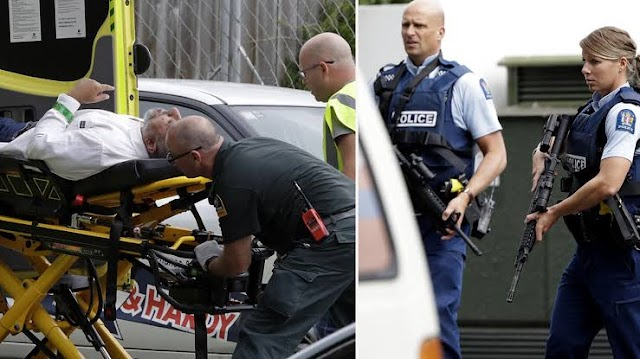 Several dead after mass shooting at two mosques in Christchurch New Zealand.