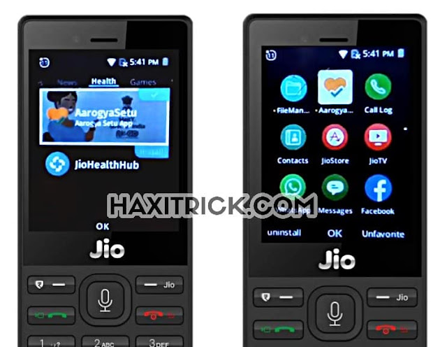 Aarogya Setu App Download In Jio Phone In Hindi