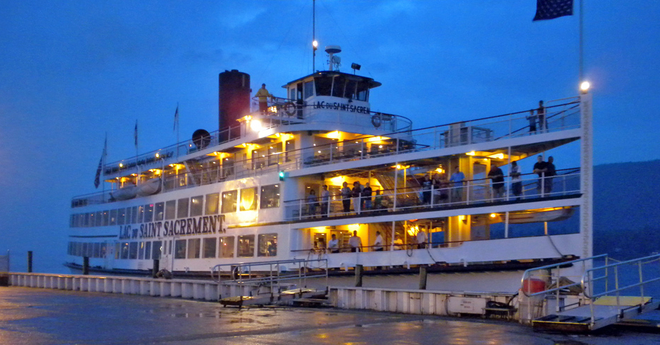 Lake George Steamboat Company Wedding Venues