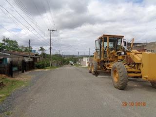 Prefeitura de Cajati investe recursos próprios em sete obras de melhorias