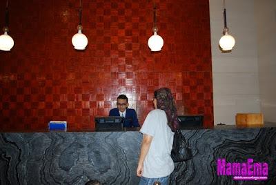 lobi Hotel berjaya times square