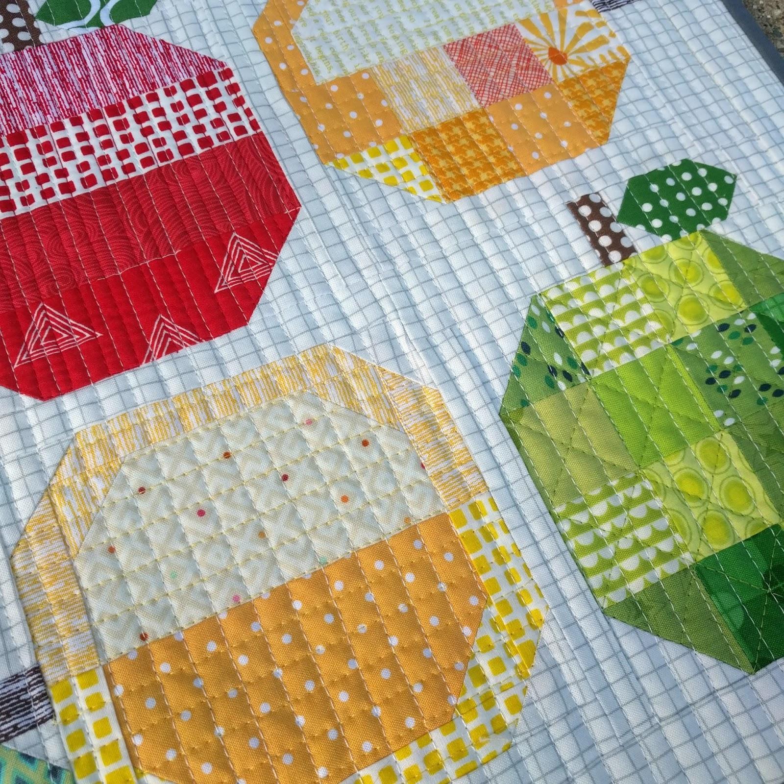 Farm Girl Vintage Mini Quilts