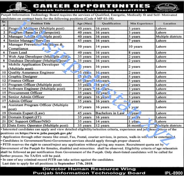 https://www.jobsinpakistan.xyz/2018/09/pitb-jobs-2018.html