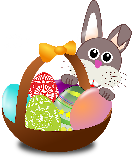 Easter Sunday Clipart Bunny Images